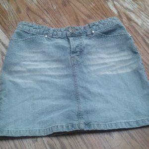 Delias Denim Mini Skirt